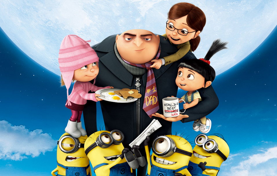 Despicable Me 3 - Release Date Announced - June 2017