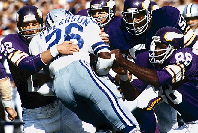 Purple People Eaters - Vikings - 1970s - Super Bowl - Losers
