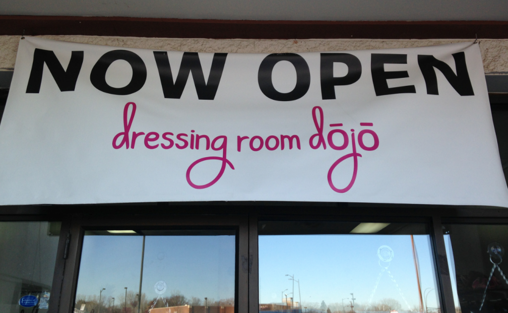 Dressing Room Dojo - Lakeville - Now Open