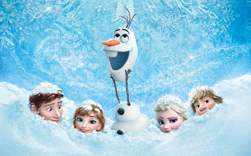 Frozen - 2013 - Movie Review - Minnesota Connected