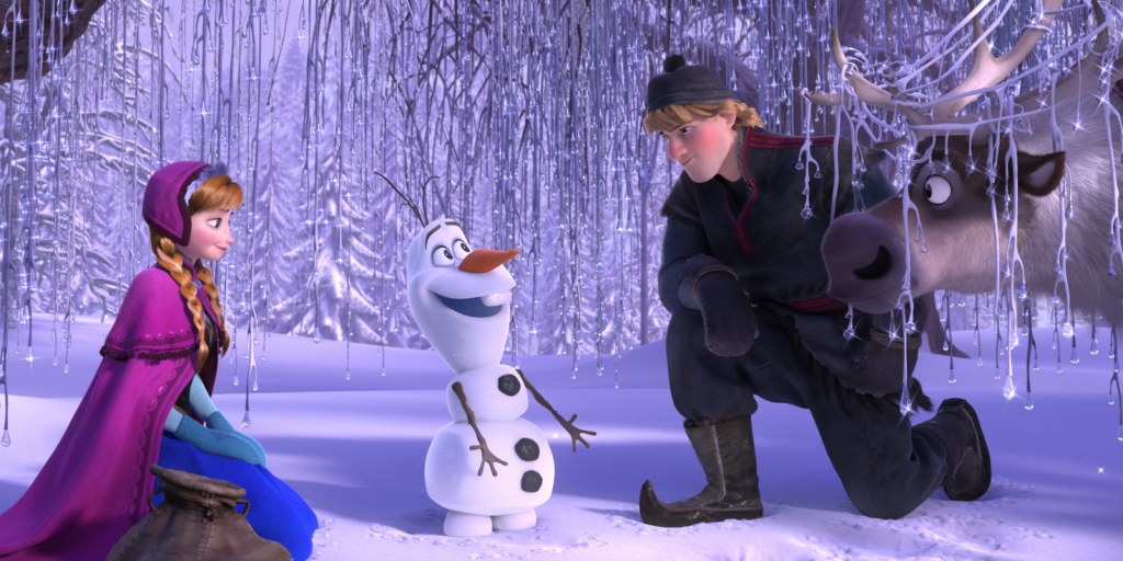 Frozen - 2013 - Movie Review - Minnesota Connected - Kristen Bell