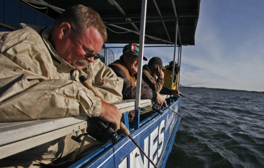 2014 Walleye Regulations Remain Tight at Mille Lacs Lake