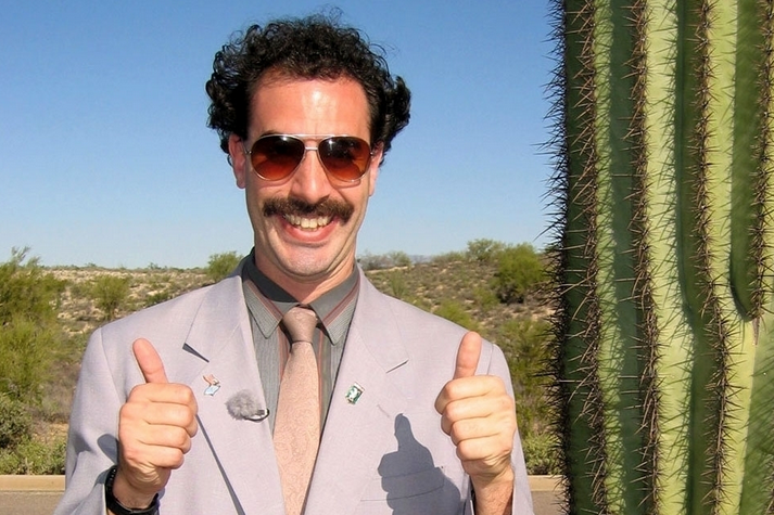 Borat -  'Da Ali G Show' Returns to Television