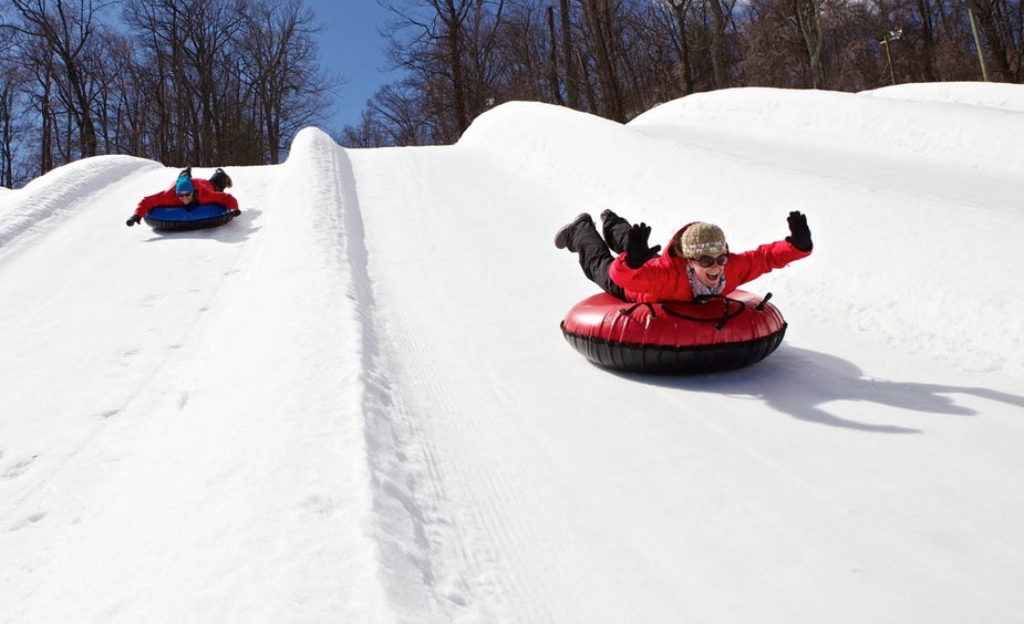 Minnesota's Top Five Tubing Sites