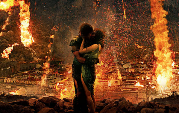 Movie Review - 'Pompeii' is a Visual Masterpiece and More