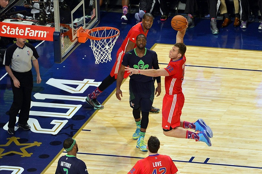 NBA All-Star Game Meaningless - Blake Griffin