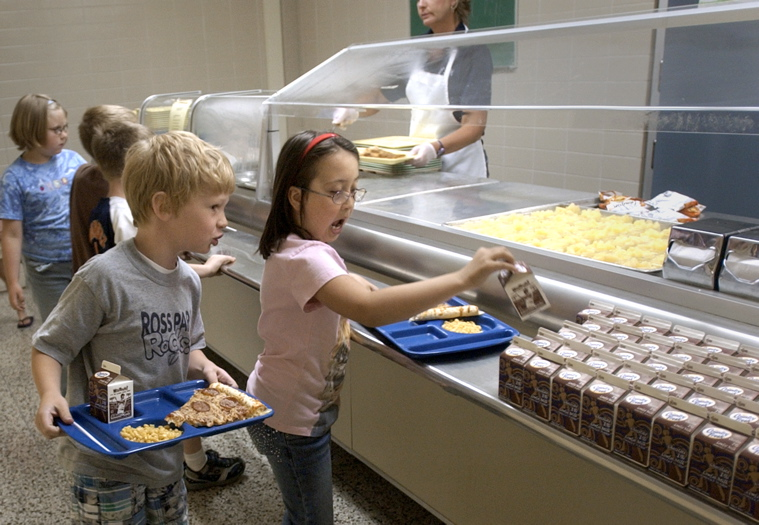No Lunch for You -- Moneyless Minnesota Students Denied Meals at School