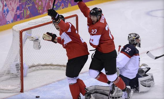Ouch. Team U.S.A. Men's Hockey Falls to Canada