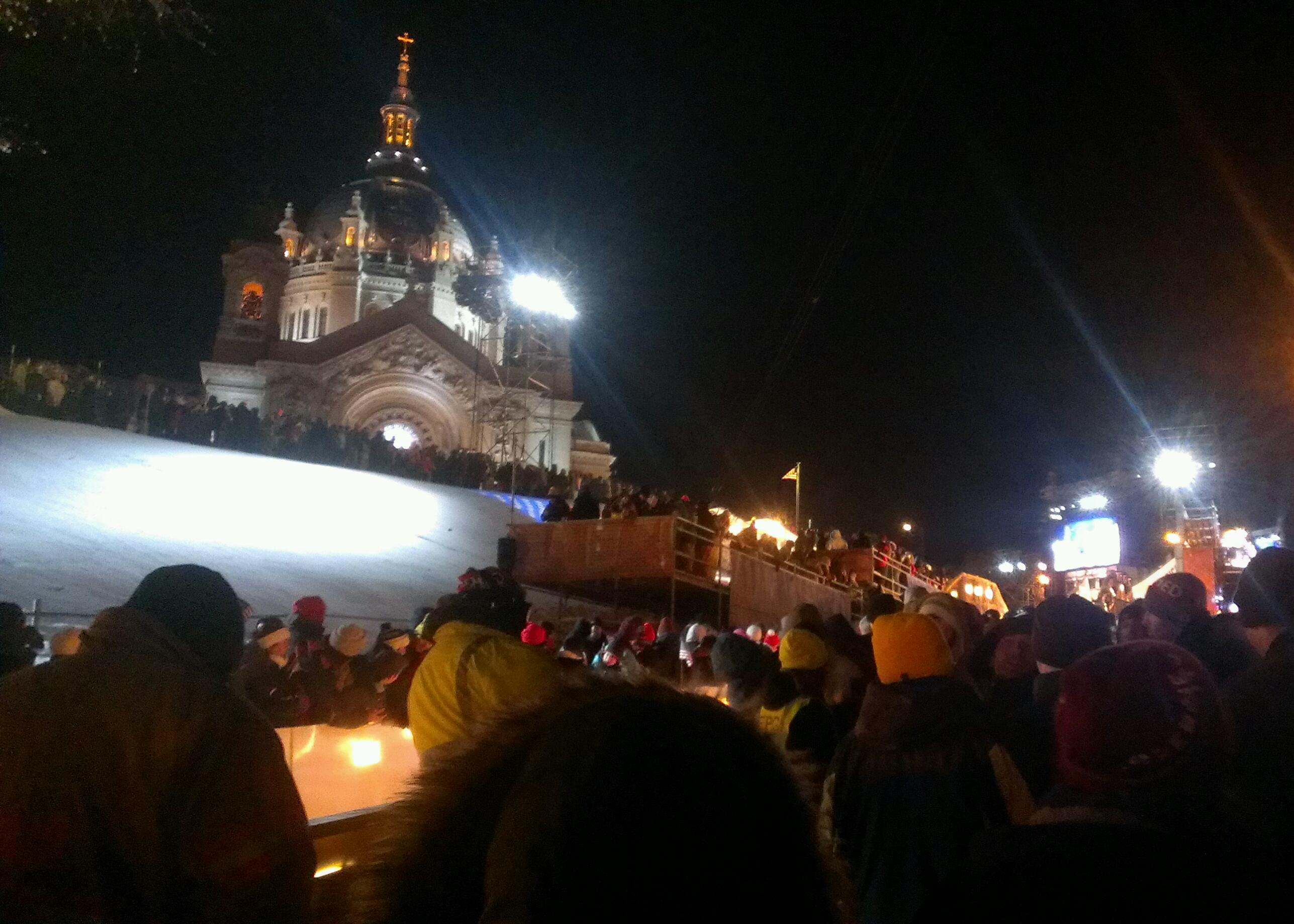 Red Bull Crashed Ice My View