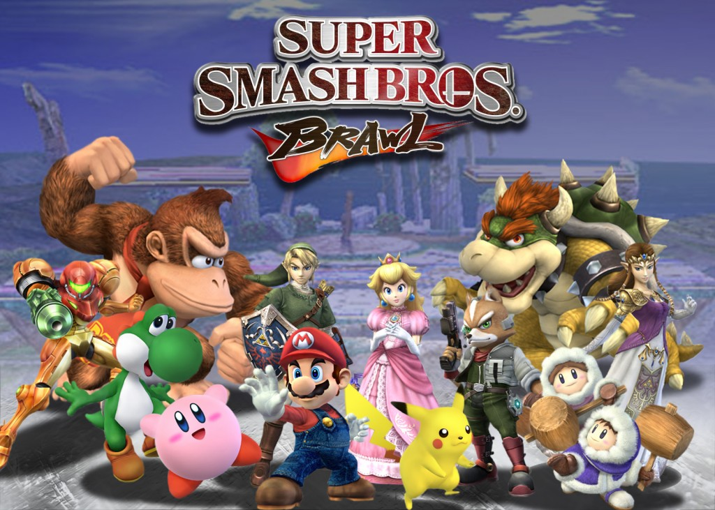 Super-Smash-Bros-Retrospective-Nostalgia Gaming