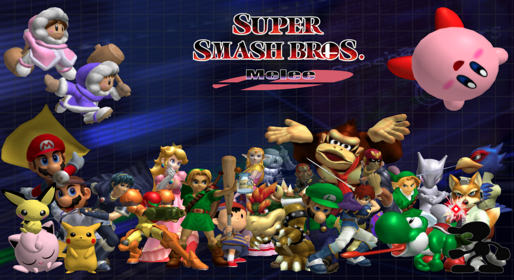 Super Smash Bros. - Melee