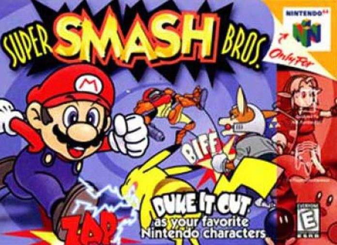 Super Smash Bros. - n64