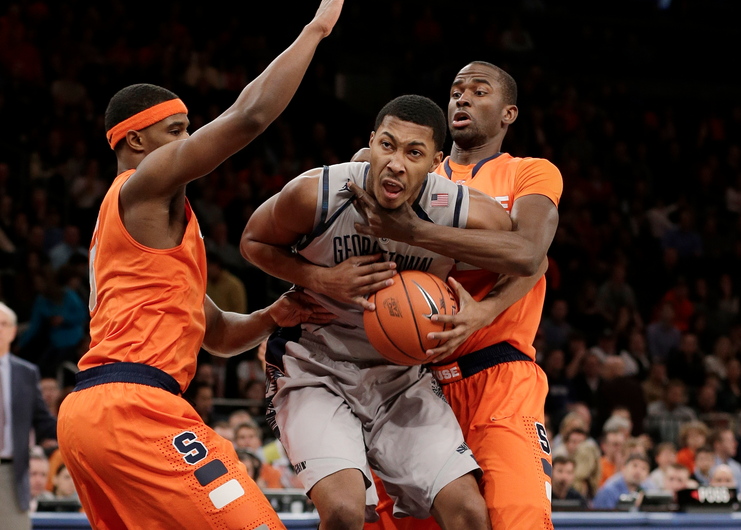 Syracuse - Georgetown - Rivalry - College Baskeball - Big East - Dismantled