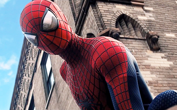 THE-AMAZING-SPIDER-MAN-2 - ten best movies of 2014