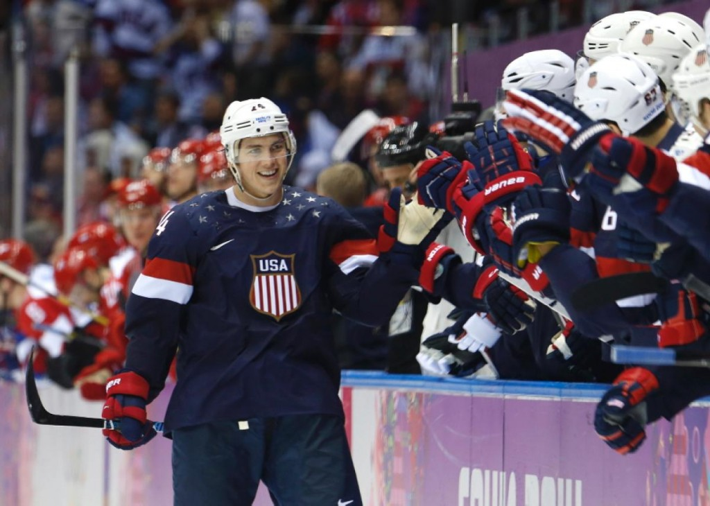 TJ Oshie Team USA(1)