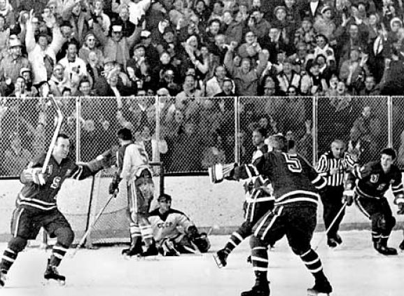 The Top 5 All-Time Minnesota Winter Olympians - 1960 Men's Hockey - Squaw valley