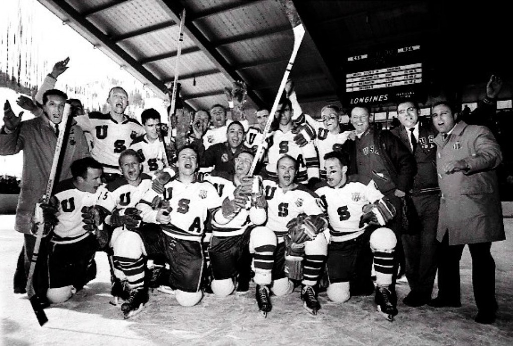 Top Minnesota Olympians - 1960 Olympic hockey - 2014 - Sochi