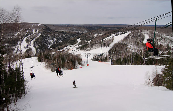 Winter Olympics in Minnesota? - Lutsen Mountains
