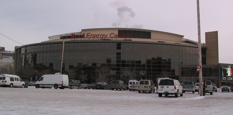 Winter Olympics in Minnesota? - Xcel Energy Center