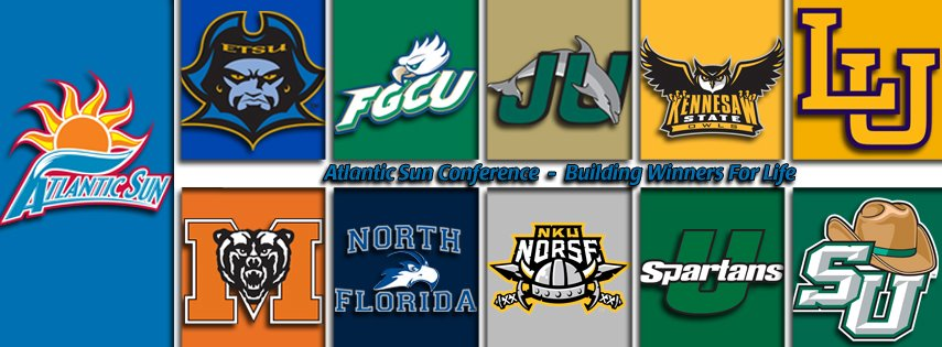 atlantic sun conference - conference breakdown