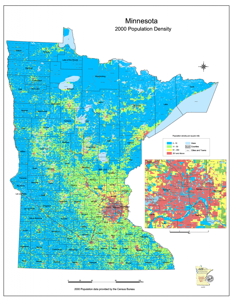 minnesota population density - obama approval ratings