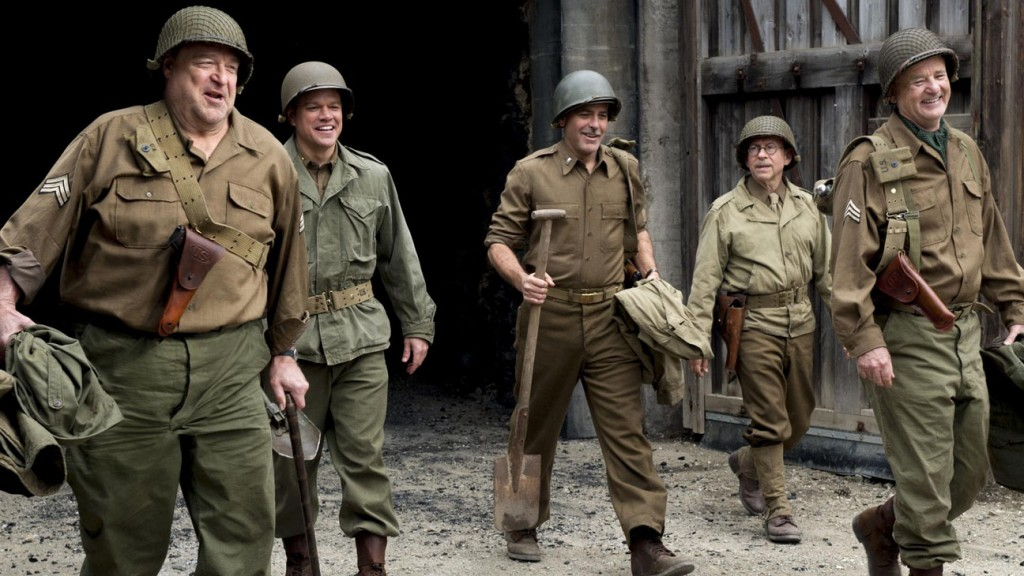 monuments_men - 2014 - Negative Movie Review