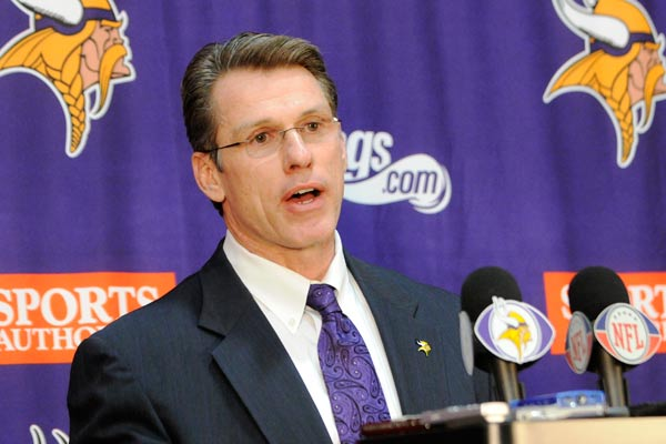 rick spielman - trade adrian peterson