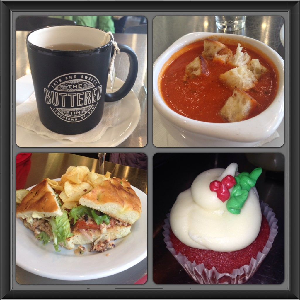 the buttered tin - st paul - restaurant review - 2014