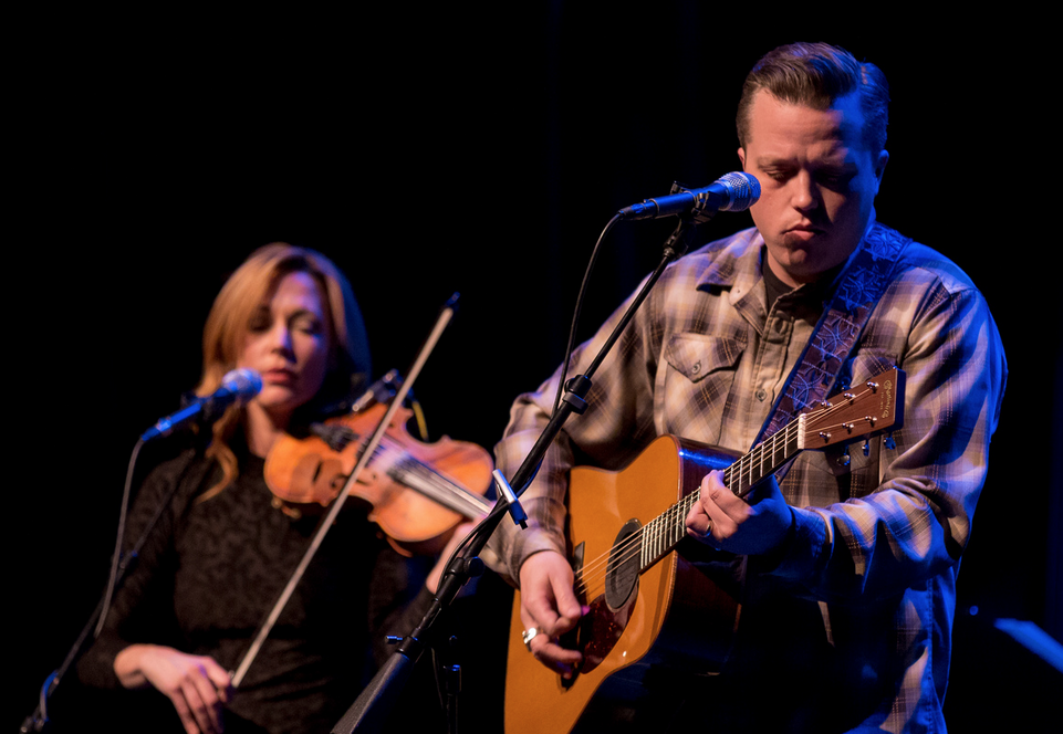 An Evening of 'Wits' at the Fitzgerald Theater Featuring Jason Isbell