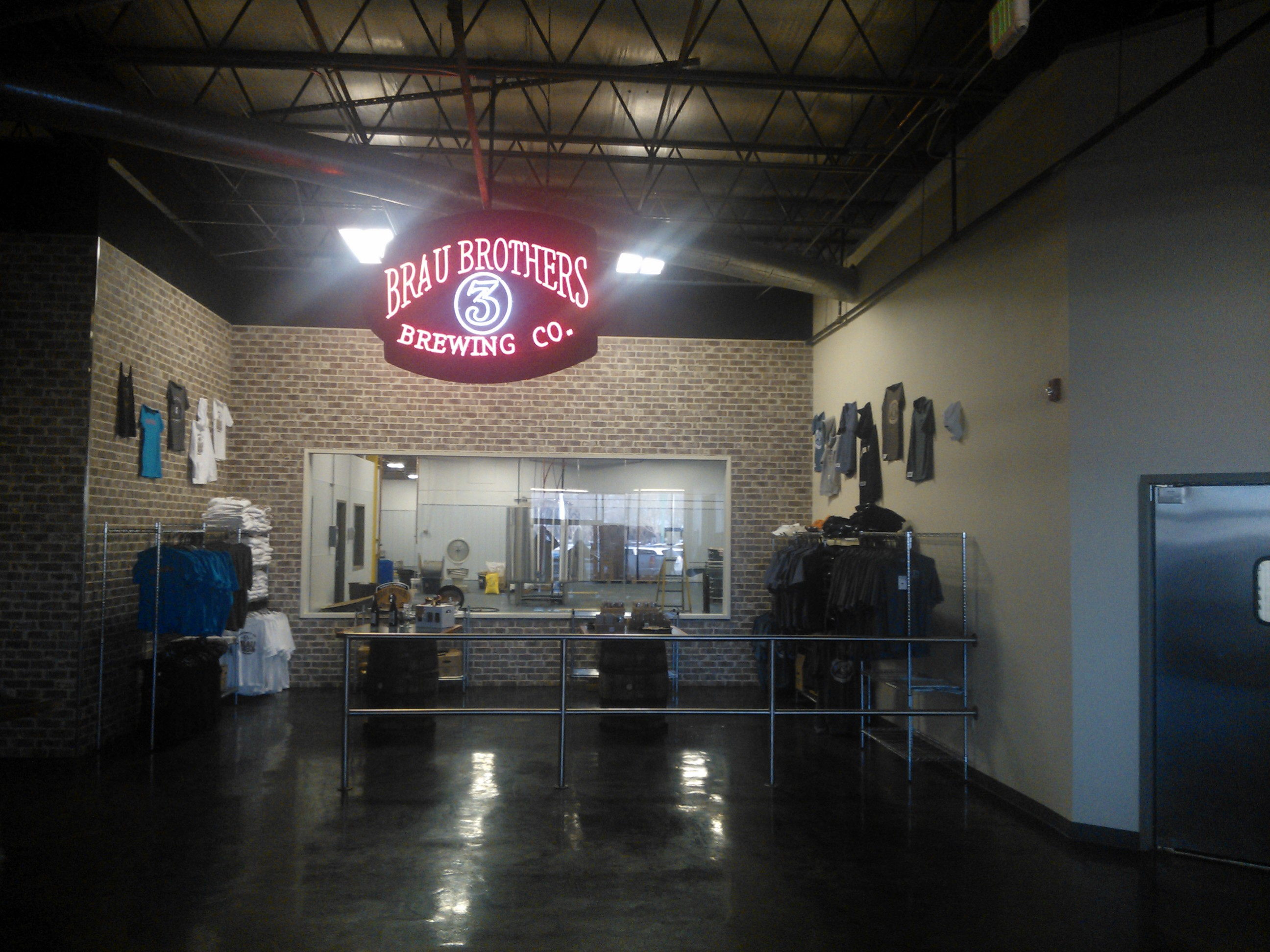 Brau Brothers Taproom Giftstore