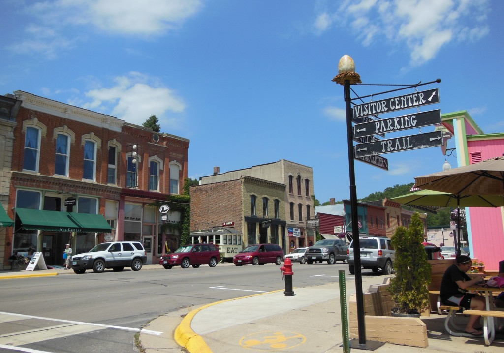Downtown-Lanesboro