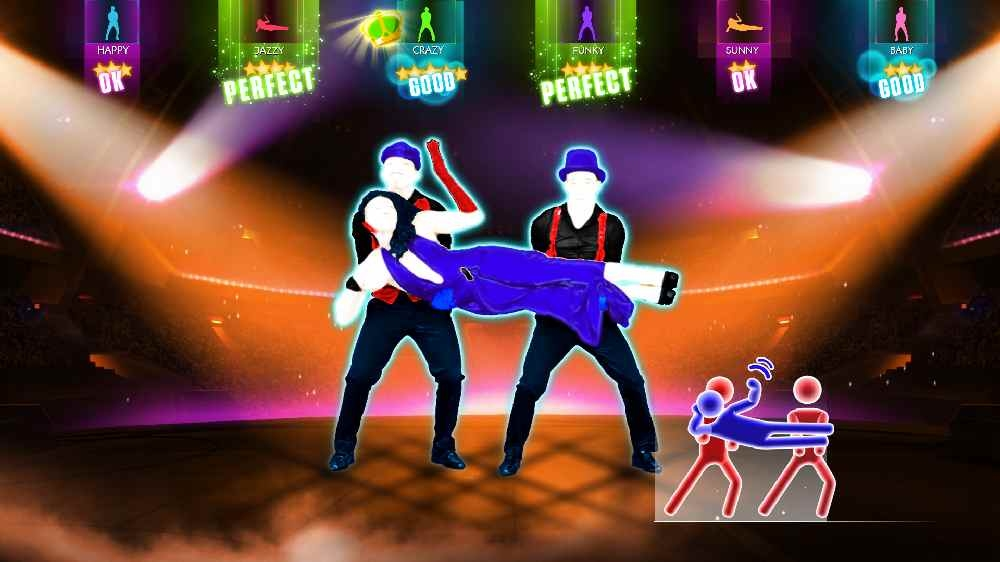 Just Dance 2014 - On Stage