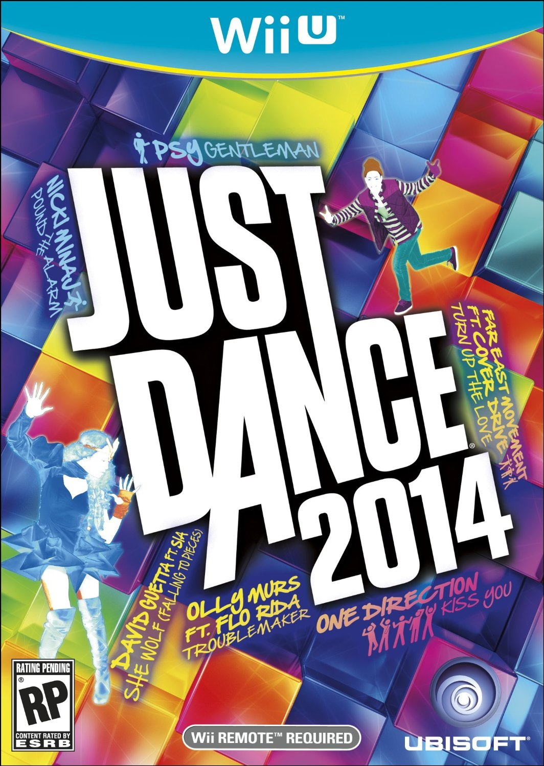Just Dance 2014 - cover