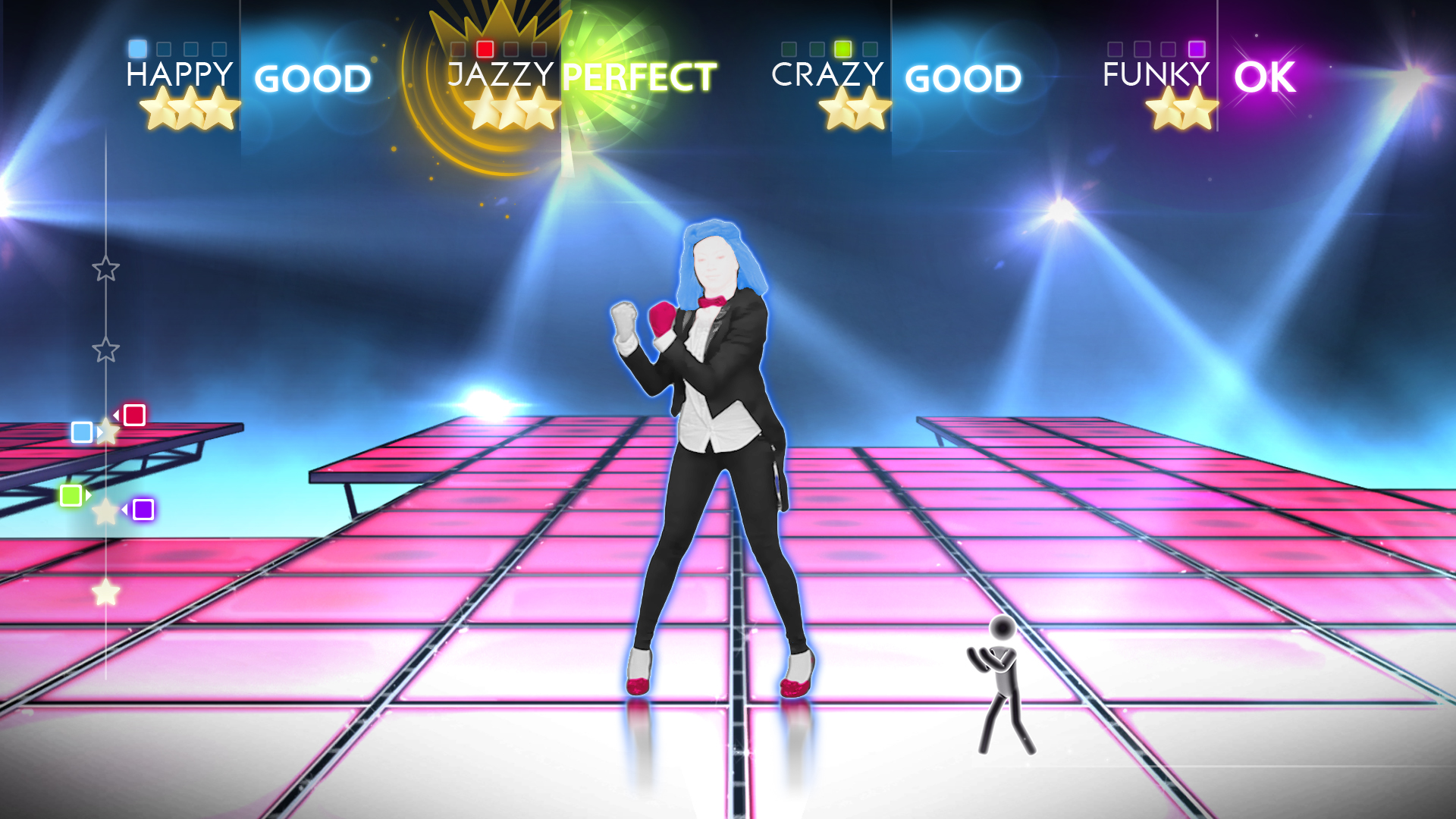 Just Dance 4 - Extreme