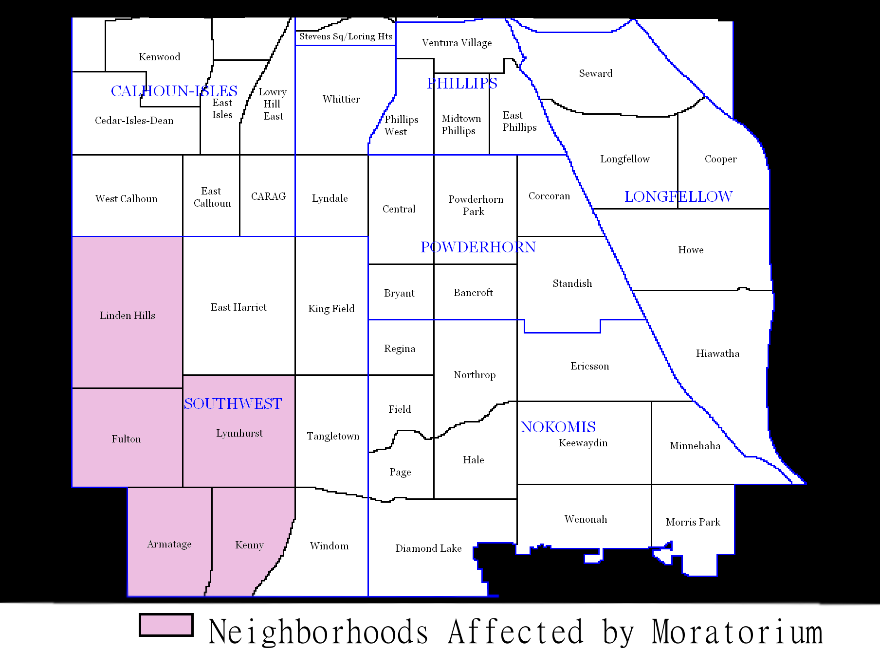 Southwest Minneapolis Moratorium