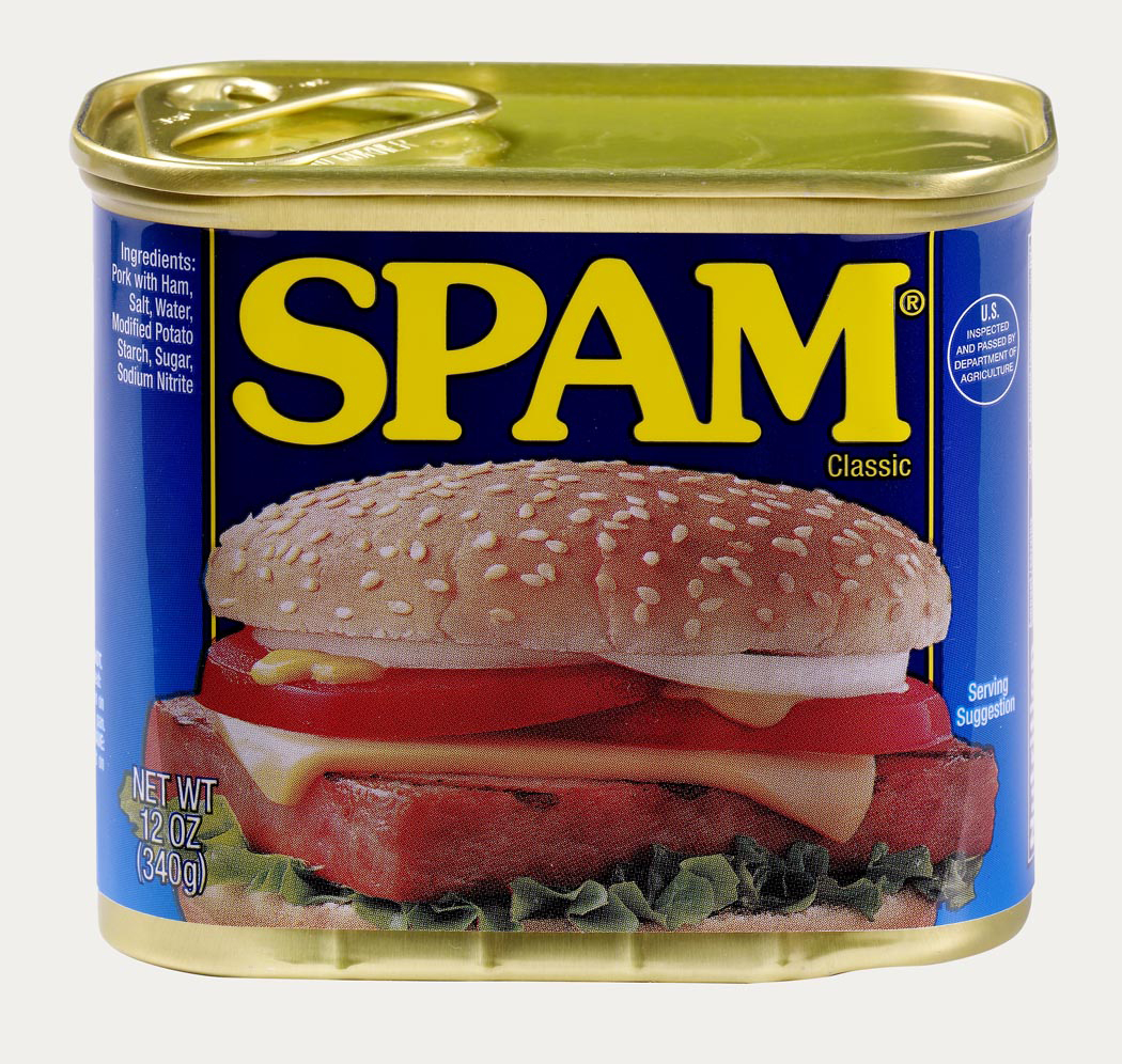Spam Minnesota Food