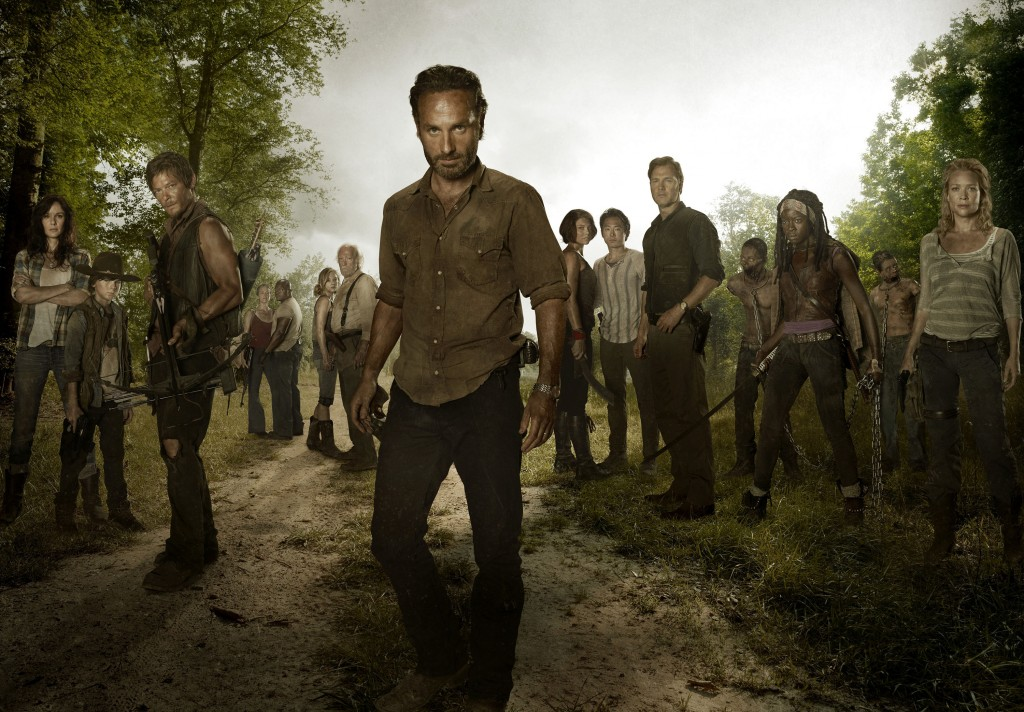 The-Walking-Dead-Season 4