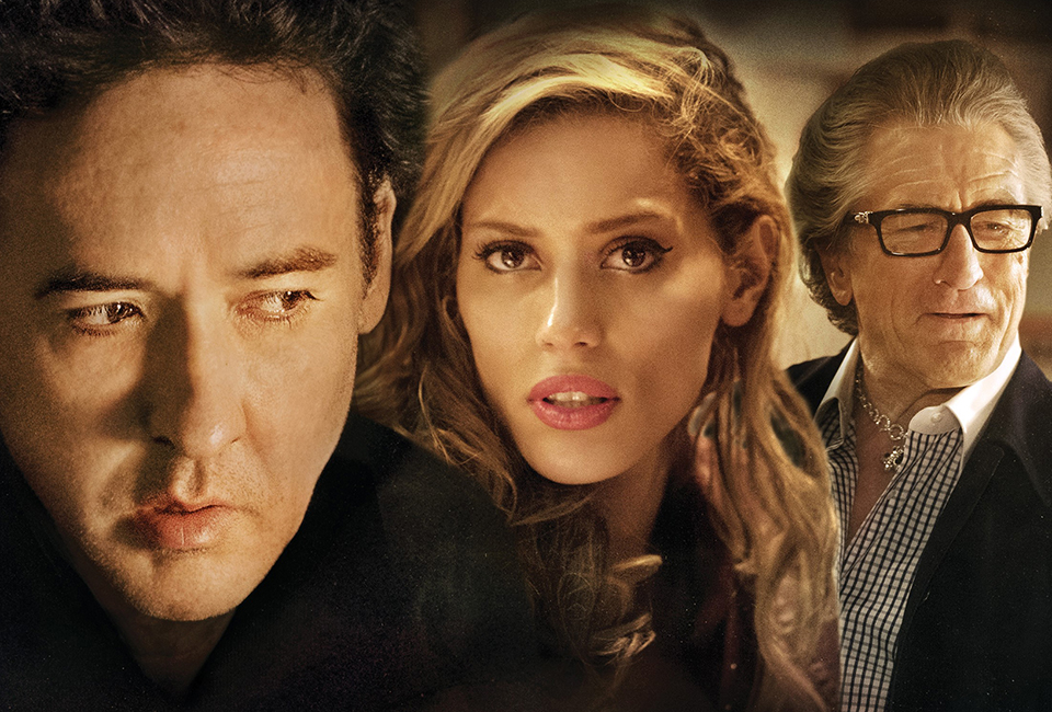 Movie Review The Bag Man Disoints With Flat Performances From Cusack And De Niro