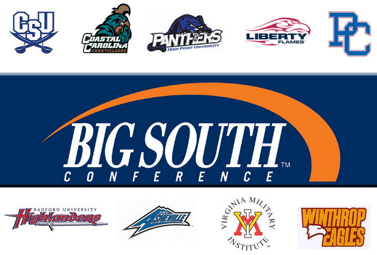 big south conference - march madness
