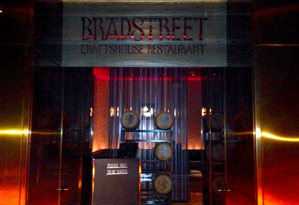 bradstreet crafthouse - restaurant review