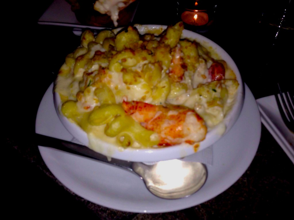 bradstreet crafthouse - restaurant review - mac and cheese