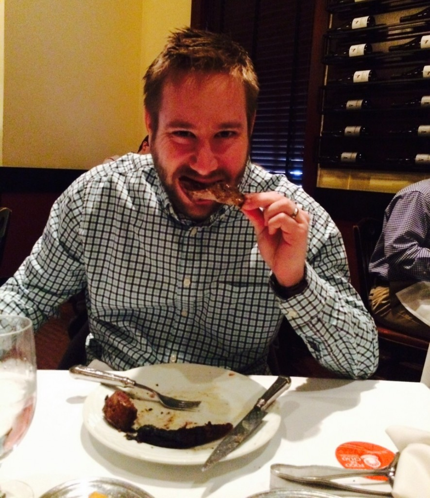 fogo de chao - restaurant review - beef ribs