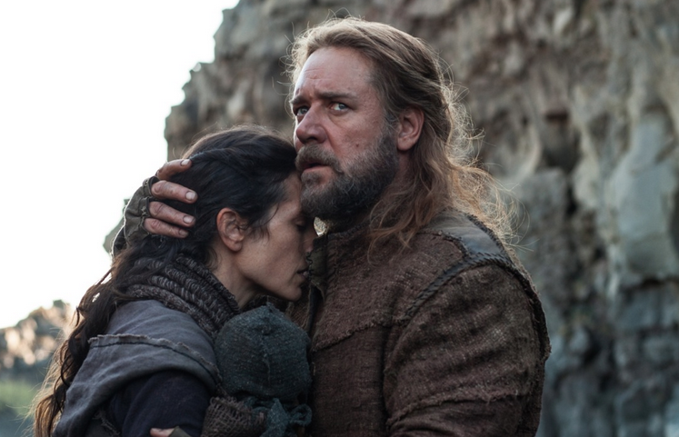noah - movie review crowe - connelly