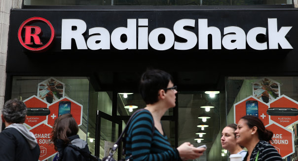 radio shack closing