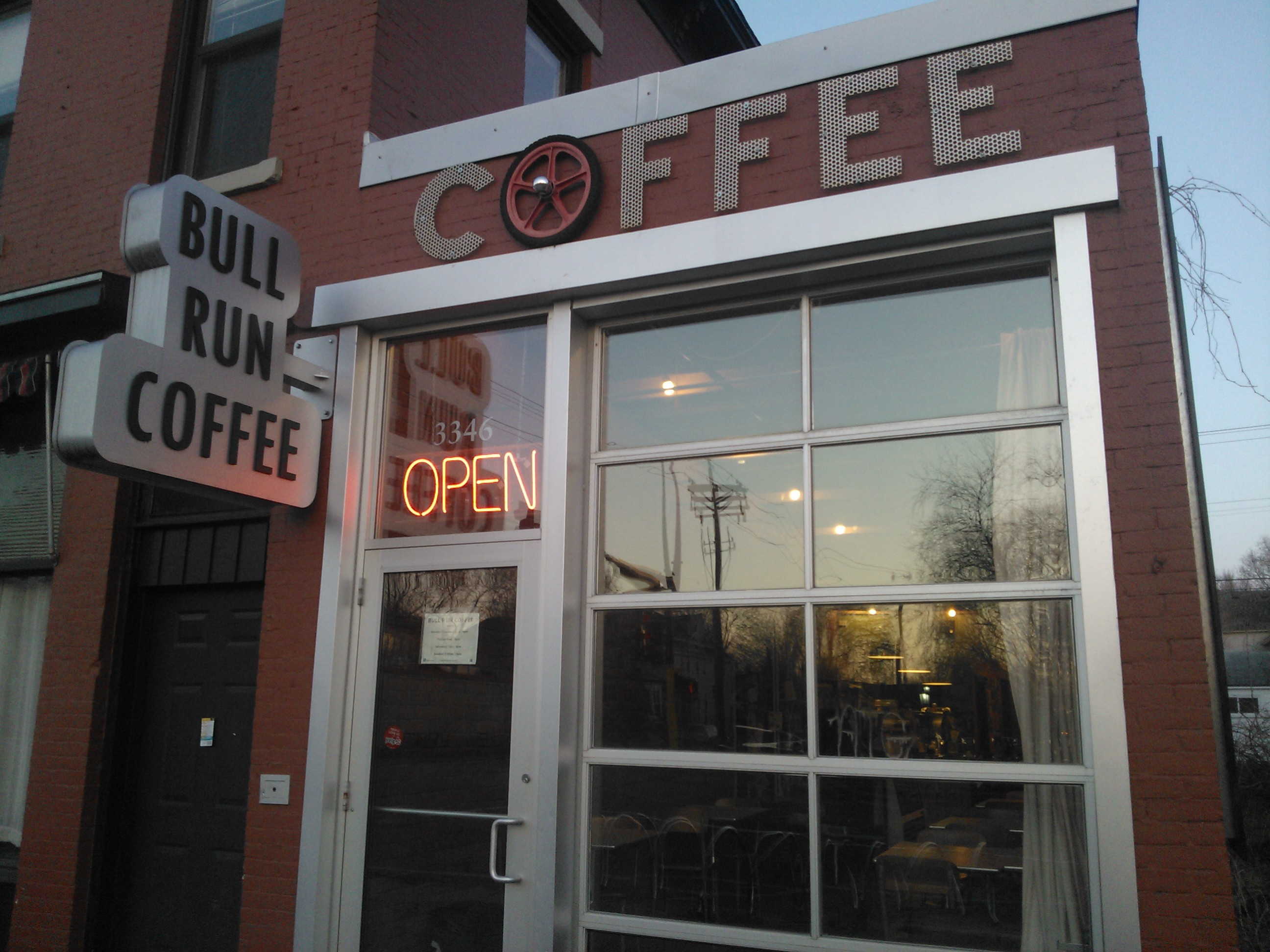 Bull Run Coffee on Lyndale