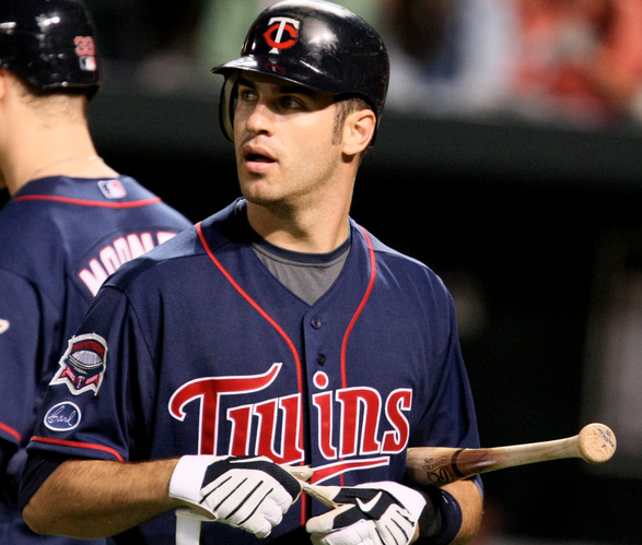 Joe Mauer struggling - 2014