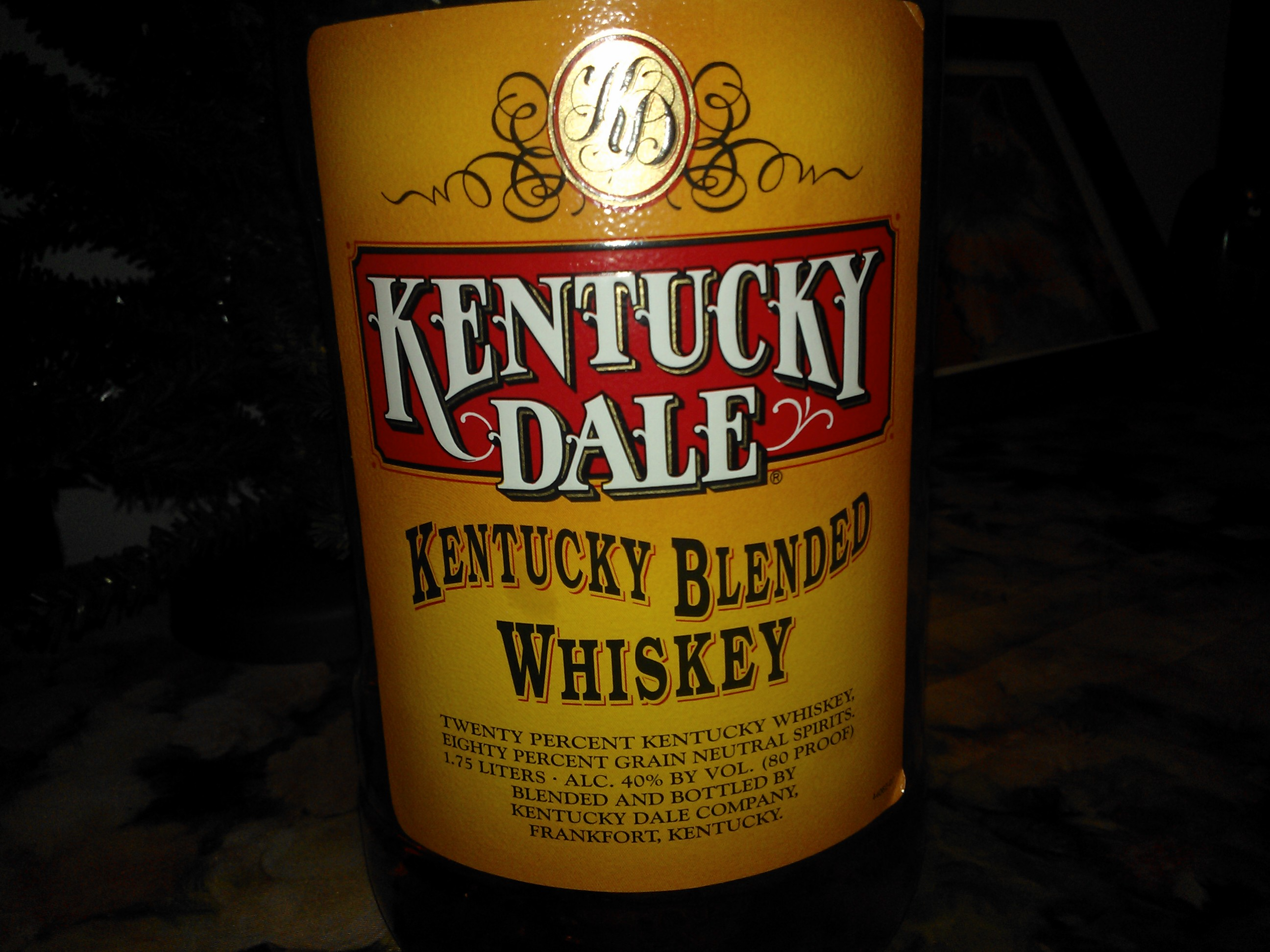 Kentucky Dale Label Information by Erik Bergs
