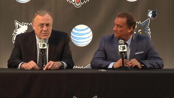 Rick Adelman Retirement Press Conference