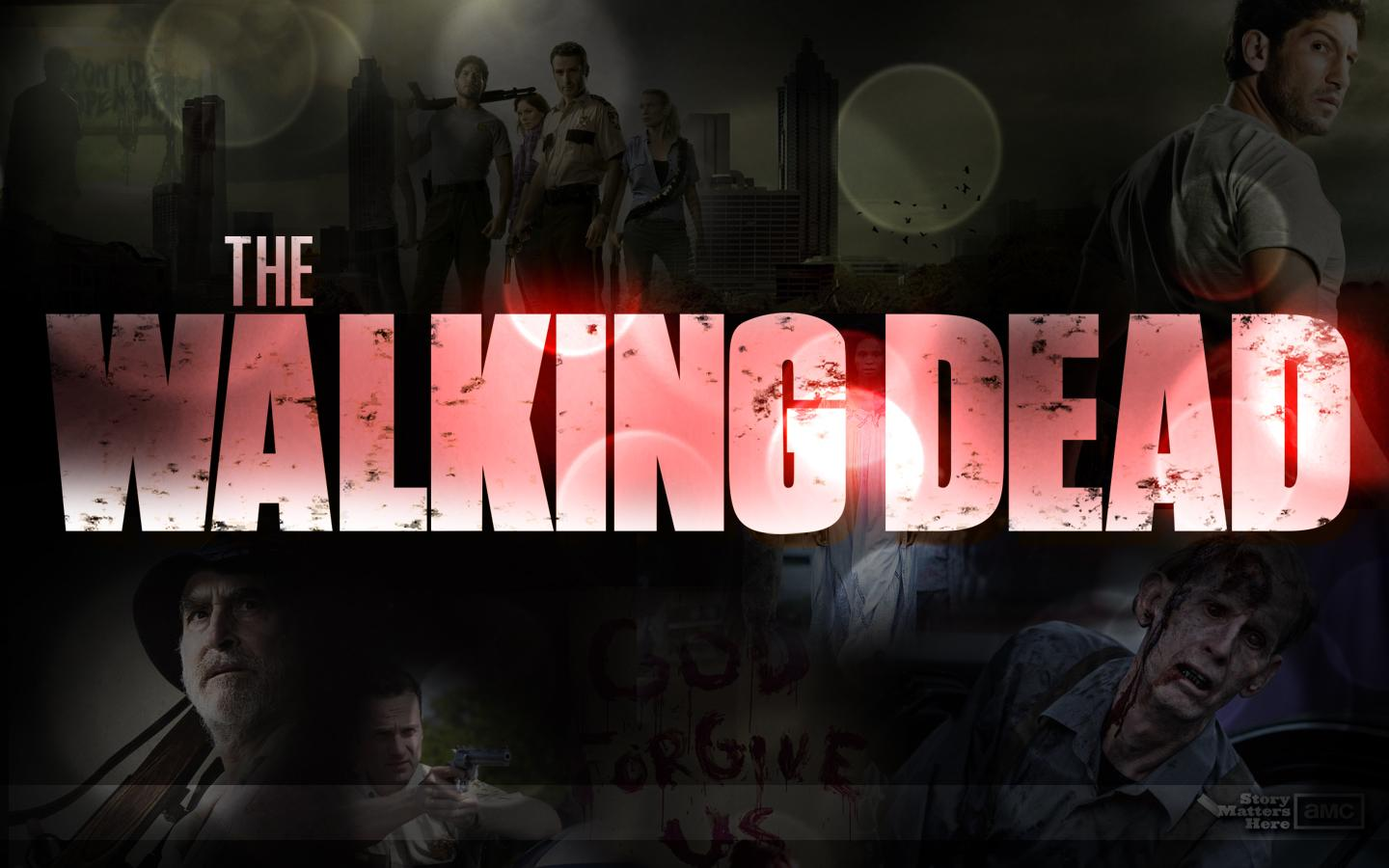 The Walking Dead Top