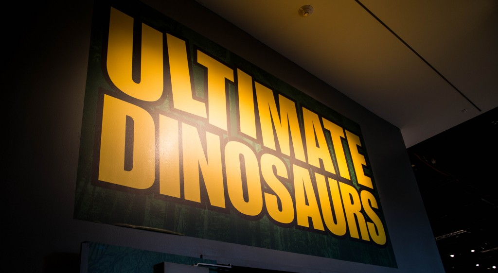 Ultimate Dinosaurs - Science Museum